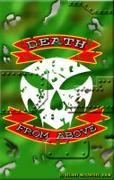Death From Above by duraluminwolf