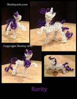 Mini Rarity_Prance by shottsy85