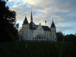 The Fairytale Castle.... Schloss Ralswick by adrians-angel
