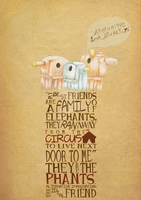 The Phant's Poster by LilFairie