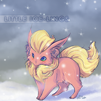 00058 Little Ice-lings by Aitania