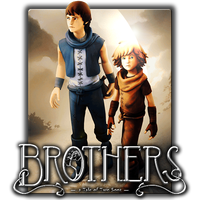 Brothers - aToTS icon by pavelber