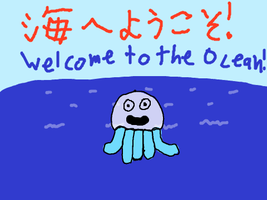 Welcome to the Ocean by DragonQuestWes