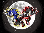 Sonic The Hedgehog... Was Arrested. by OCEANSCENTED