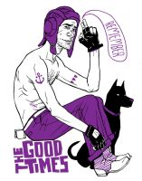 GOOD TIME TANKS by roxination
