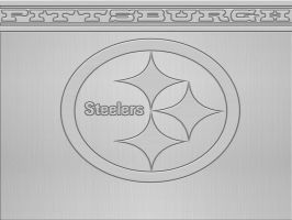 PITTSBURGH STEELERS STEEL by graffitimaster
