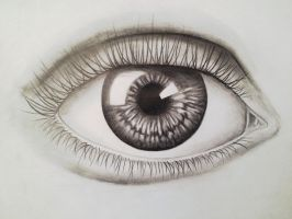 Eye by Sketchogram