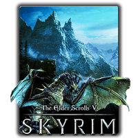 Skyrim icon5 by pavelber