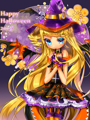 Trick or Treat..? by Lapia