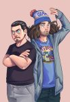 Arin and Danny by devpose