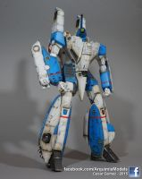 Max VF-1A - Hero Pose - Macross by brolyss4