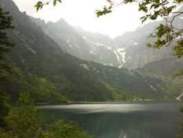 Morskie Oko by cassie93