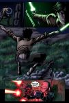 Star Wars: 'Hunted' page 4 by DavidFernandezArt