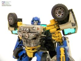 Wrecker Ironfist by WheelJack-S70