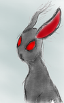 The Black Rabbit of Inle by Chibiscuit-of-Efrafa