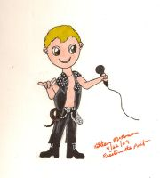 Chibi Halford by Firestorm-the-Poet