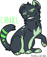 chance page doll thing by ireniccircle