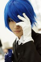 secret police kaito in CD5 by poulpeiyu