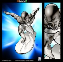 Silver Surfer by patokali
