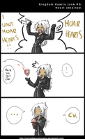 KH Junk5: Heart obtained by Carmalicious