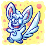 Minccino Nymph by Ka-Star