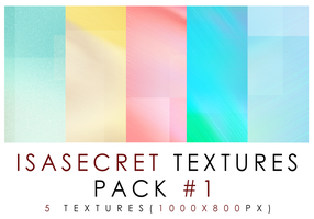 Texture Pack #1 by IsaSecret1