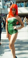 NYCC'14 Poison Ivy I by zer0guard