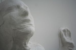 body cast 2 by Amy-Louise