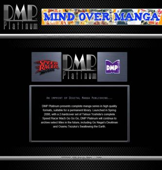 DMP Platinum About Page by Dibei-Chan