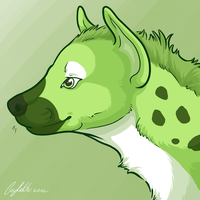 Green by Cayleth