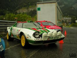 Lancia Stratos '74 by franco-roccia