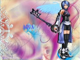 KH birth by sleep-Aqua by Akari-Scifo