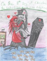 grell's 11th day by TheCreeperFairy