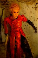 Trigun Vash the Stampede by 0hagaren0