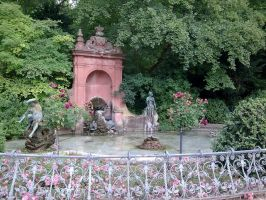 Fountain in Coburg, Germany by peppy-heppy