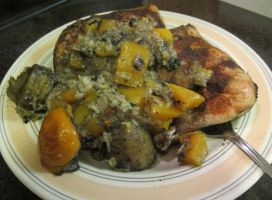 Chicken w. Persimmon, Butternut, Plantains, Rice 6 by Windthin