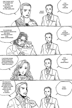 Inception: Wise Spender by sawamura-sama