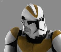 Clone Trooper by SpartanK42