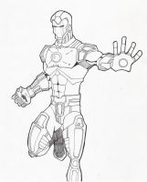 Iron Man 2 by Glwills1126