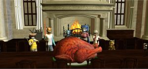 Thanksgiving 2014 by HectorNY