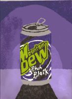 The Coolest Looking Soda Can Ever by TdankBelle