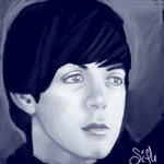 Beatle Paul 2 by Sifle