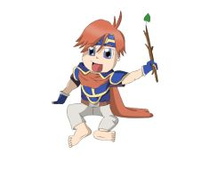 Little Roy by KillingRaptor