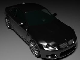 BMW M3 Vray by Continum
