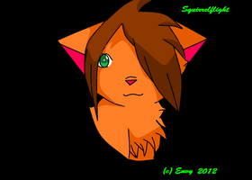 Squirrelflght (ms paint by x-Vodkaa