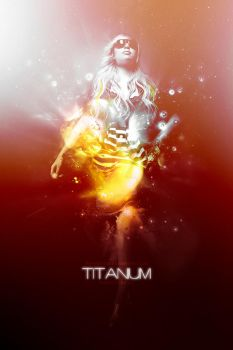 Titanium by Infinite705