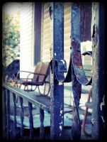 from the porch side by x--photographygirl