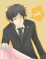 MCnS: Smile by AngelsTale