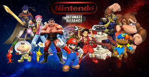 Nintendo Ultimate Alliance by thesmashbrother