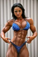 hayley mcneff body morph by Arceexx